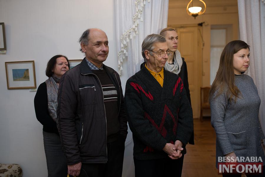 SME_8040 В Измаиле состоялось открытие выставки Ивана Коцофляка