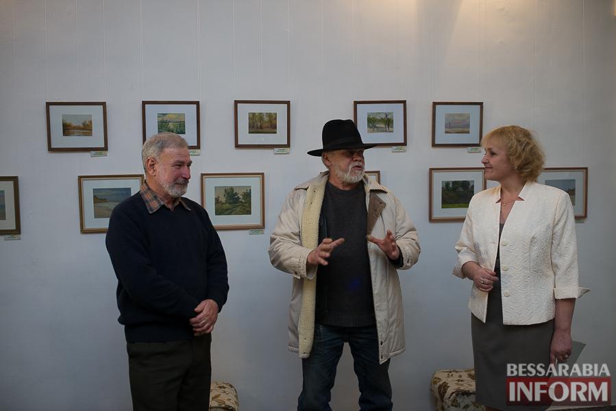 SME_8052 В Измаиле состоялось открытие выставки Ивана Коцофляка