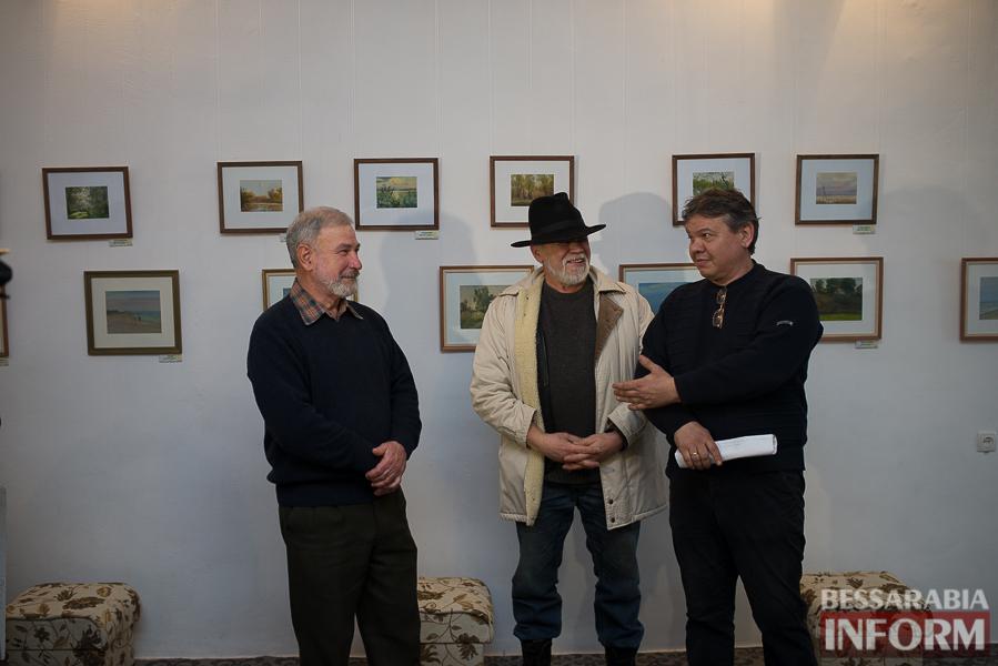 SME_8057 В Измаиле состоялось открытие выставки Ивана Коцофляка