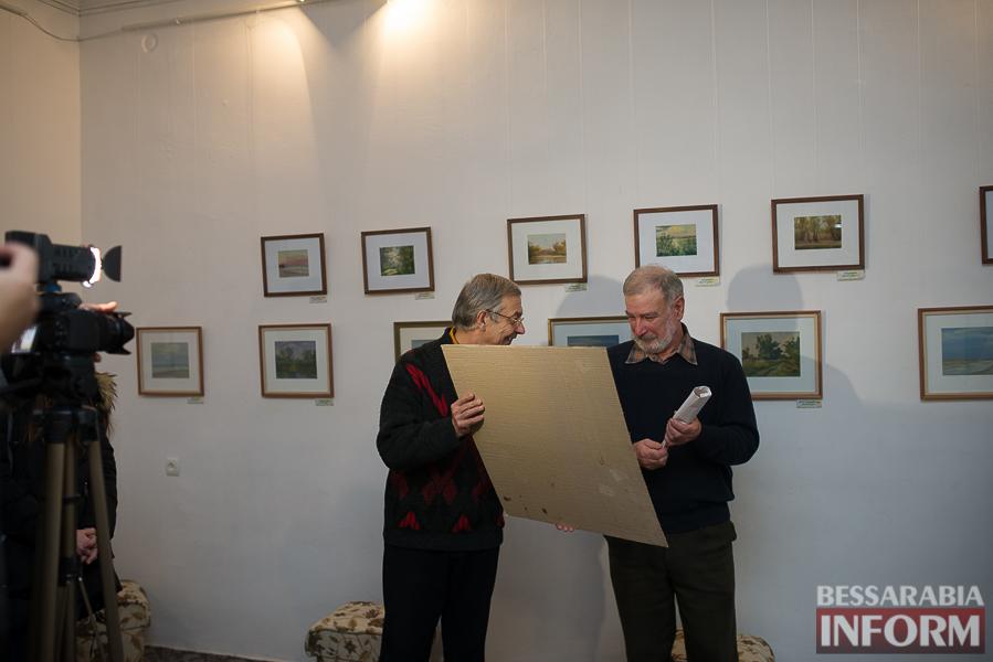 SME_8067 В Измаиле состоялось открытие выставки Ивана Коцофляка