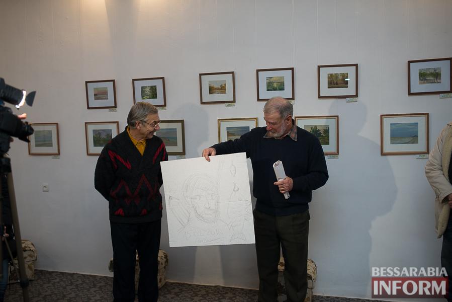 SME_8072 В Измаиле состоялось открытие выставки Ивана Коцофляка