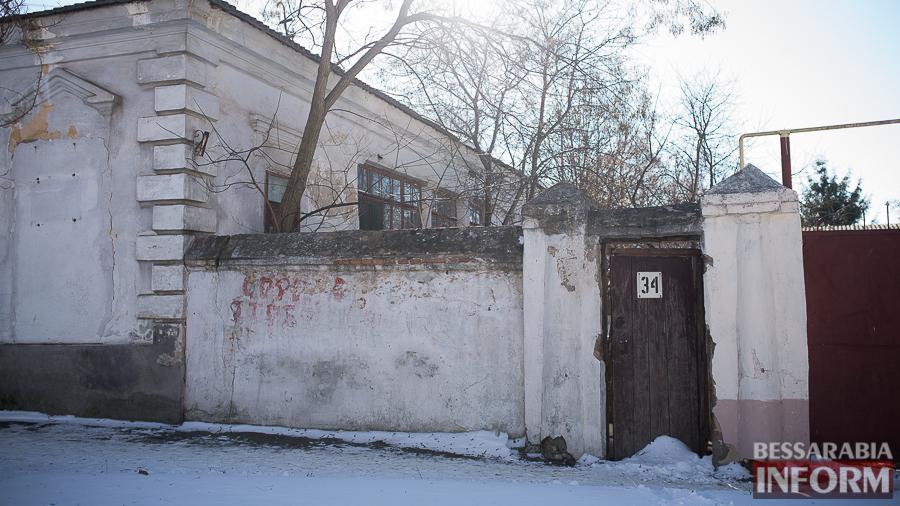 miniatyura-1-1 Измаил: нежилое здание хотят переделать под социальное жилье