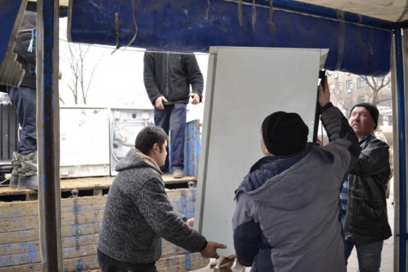 19-1 В Аккермане ликвидируют нелегальные киоски (фото)