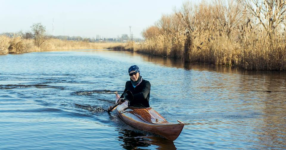 Измаильчанин поднялся на самую высокую точку Украины (фоторепортаж)