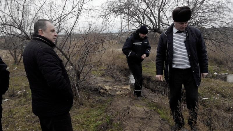 2016204131730 Ренийский р-н: село Новосельское снова на грани потопа (фото)