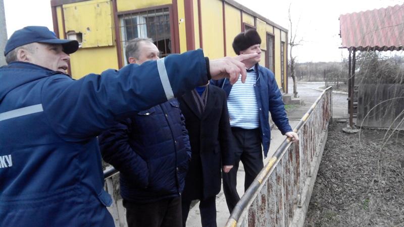 2016204132136 Ренийский р-н: село Новосельское снова на грани потопа (фото)