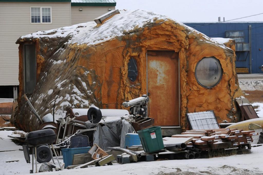 32 Жизнь на Аляске. ФОТО