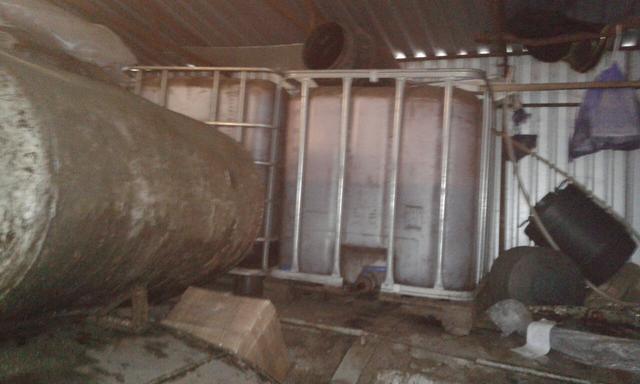 В Измаиле ликвидировали крупный подпольный алкогольный цех