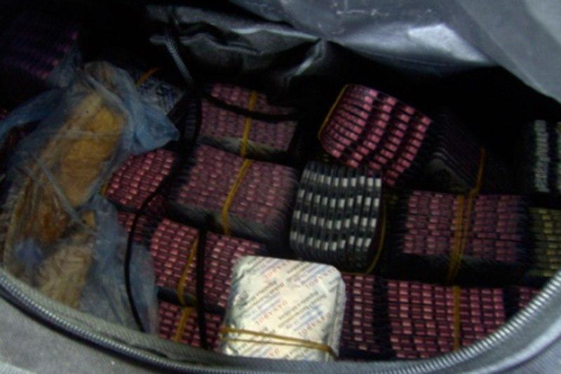 8pcPkx3PR3Y Через пункт пропуска в Маяках пытались провезти крупную партию запрещенных лекарств