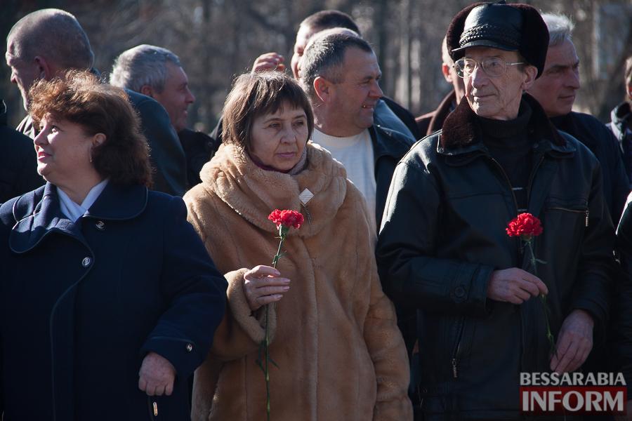 Измаильчане почтили память воинов-интернационалистов (ФОТО)