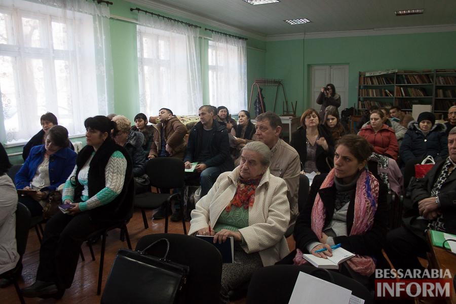 Измаильский р-н: на развитие районной медицины выделят 2,5 млн. грн.