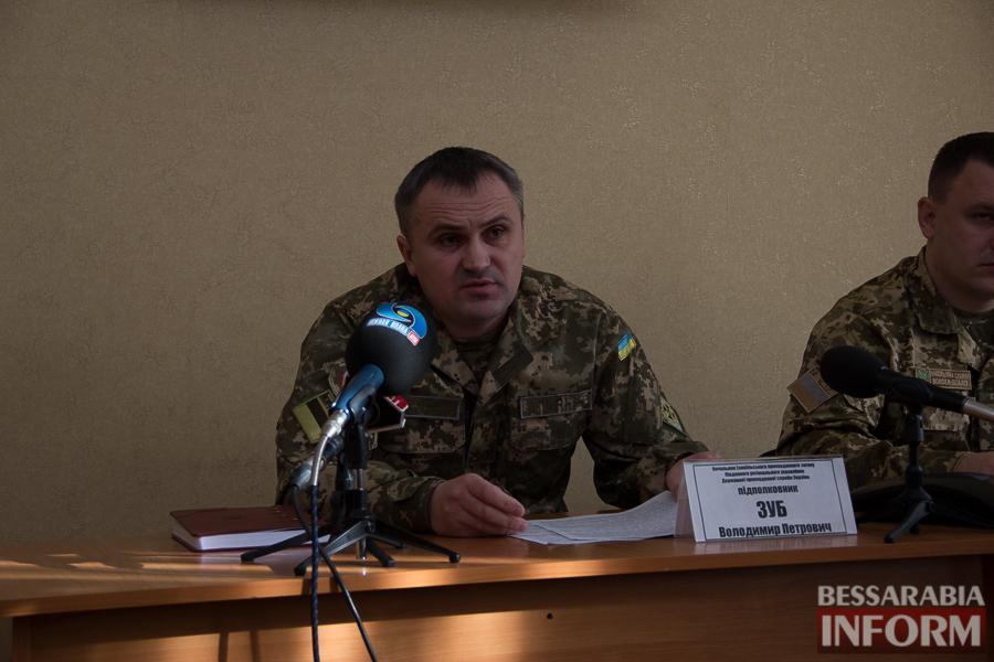 IMG_9682 Измаильские пограничники провели итоговую пресс-конференцию