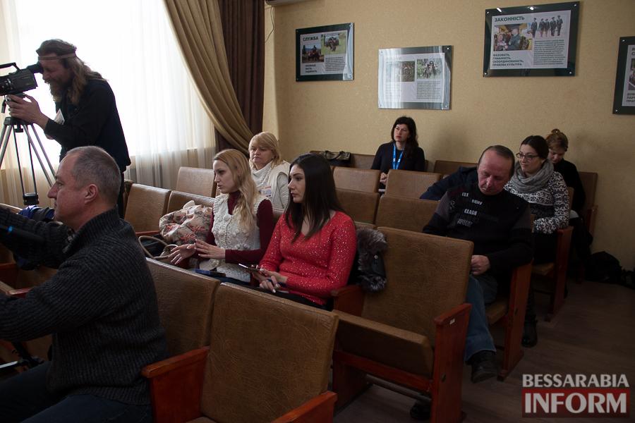 IMG_9686 Измаильские пограничники провели итоговую пресс-конференцию