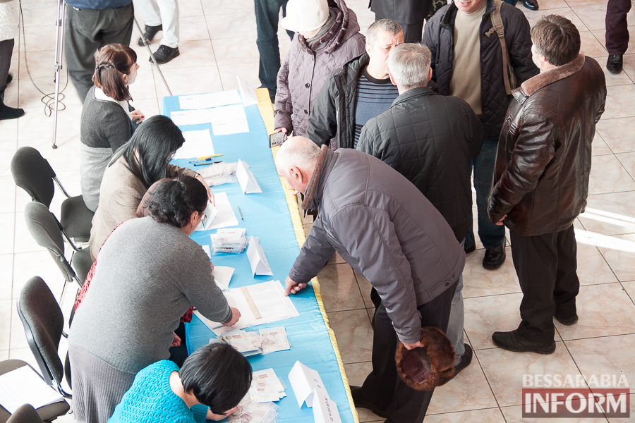 В Измаиле награждали воинов-интернационалистов (ФОТО)