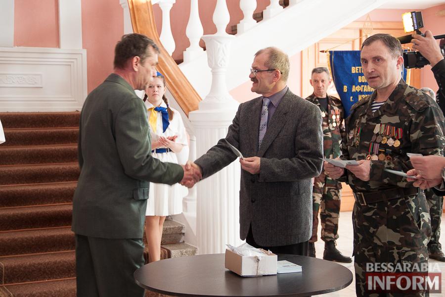 IMG_9782 В Измаиле награждали воинов-интернационалистов (ФОТО)