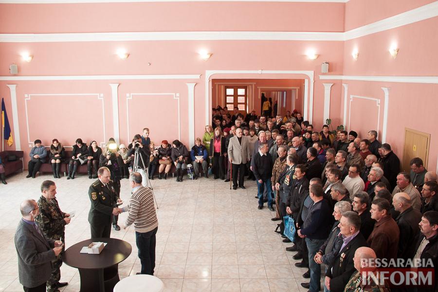 IMG_9787 В Измаиле награждали воинов-интернационалистов (ФОТО)