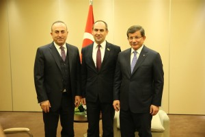 Украинские гагаузы встретились с Премьер-министром и главой МИД Турции