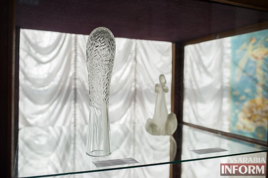 SME_7320 Измаил: окунитесь в волшебный мир гутного стекла (фоторепортаж)