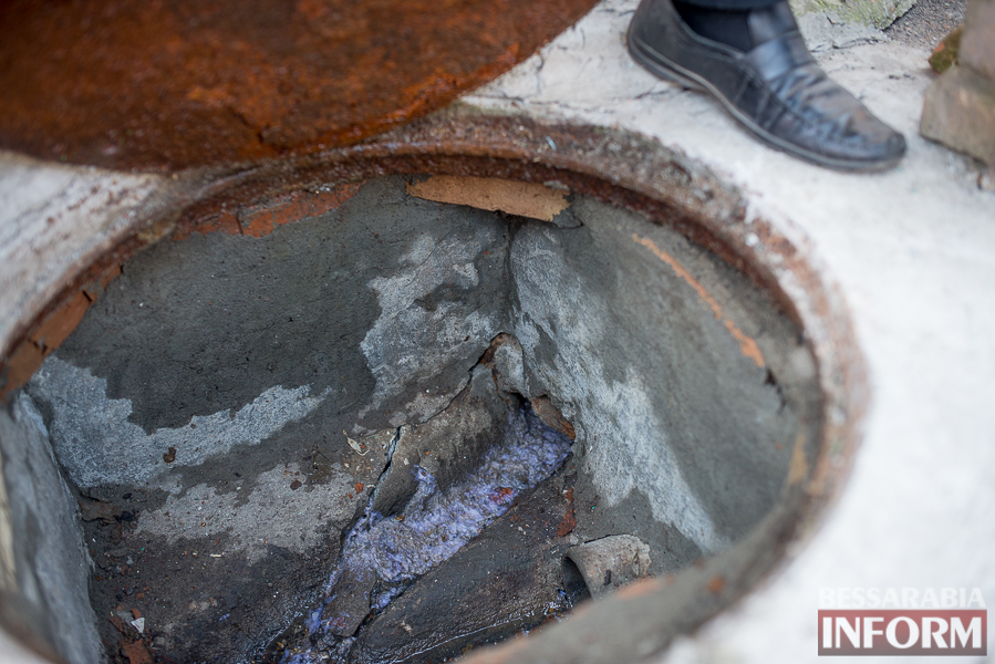 SME_8013 Измаил: аварийный дом в центре города может заживо похоронить двух пенсионеров