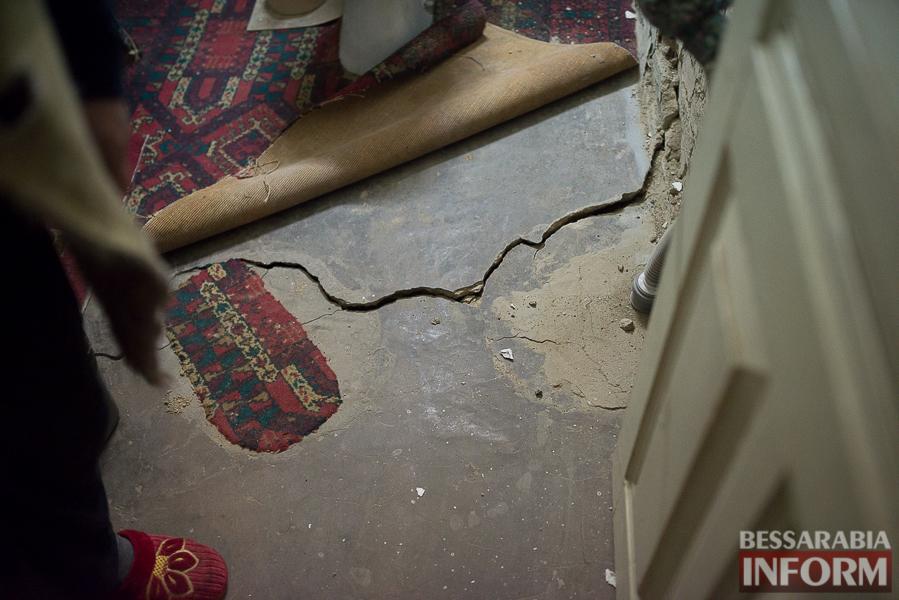 SME_8020 Измаил: аварийный дом в центре города может заживо похоронить двух пенсионеров