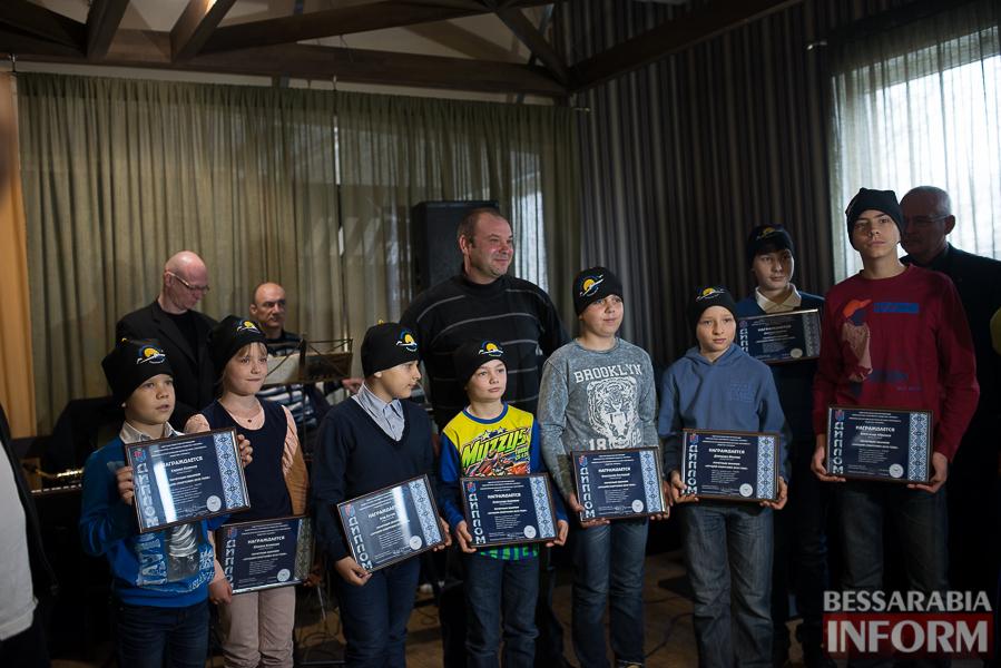 Измаил: лучшие спортсмены и тренеры Бессарабии получили награды (фото)