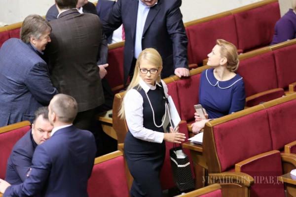 e710a586578ace731967090c592874c6 Юлия Тимошенко сменила имидж (фото)