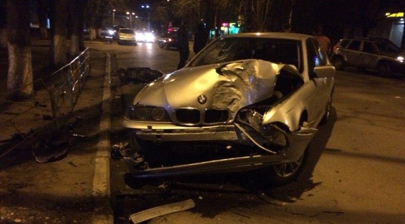 В Измаиле в результате ДТП серьезно пострадал мопедист (фото)