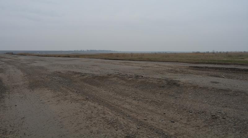 Чиновники проинспектировали трассу «Одесса-Рени» перед началом ремонтных работ