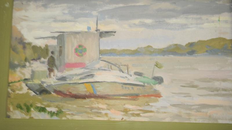 DSCN1577 В Измаиле прошла художественная  выставка «Пограничное пространство»