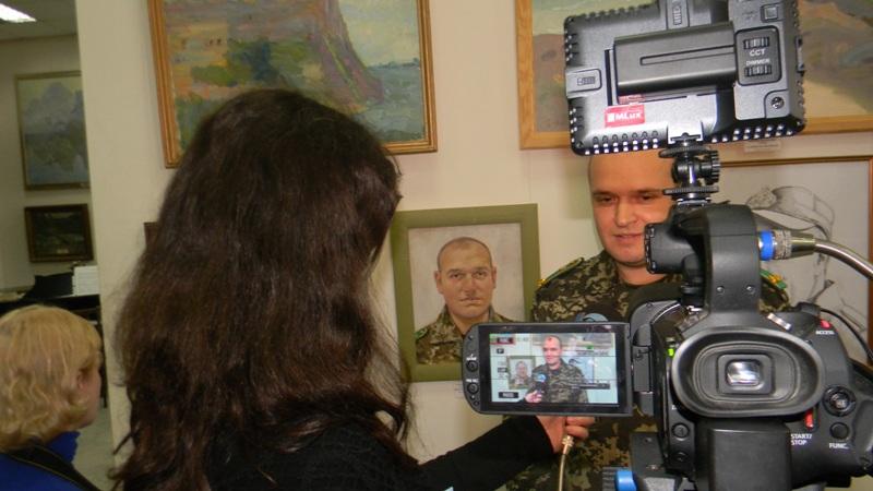 В Измаиле прошла художественная  выставка «Пограничное пространство»