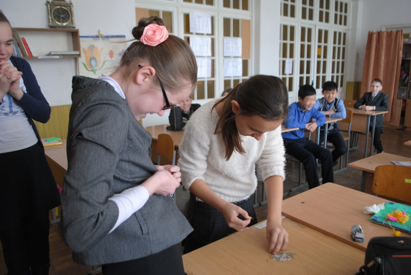 DSC_0810 Измаил: ученики школы «Стежинка» почувствовали себя участниками шоу «Минута для победы»