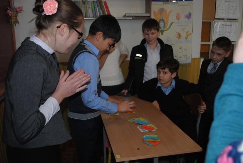 Измаил: ученики школы «Стежинка» почувствовали себя участниками шоу «Минута для победы»