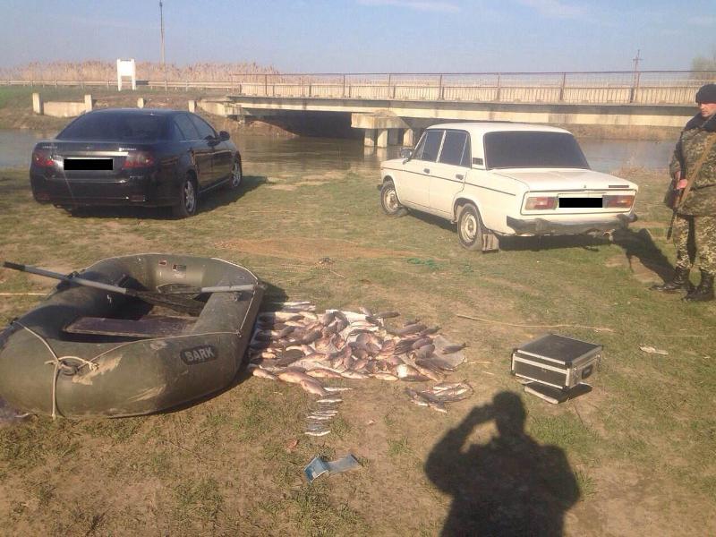 IMG_0791 Измаильские пограничники задержали браконьеров (фото)