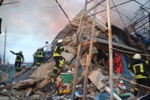 IMG_2687 Под Одессой взорвался частный дом: отец семейства погиб, маленького ребенка ищут под завалами