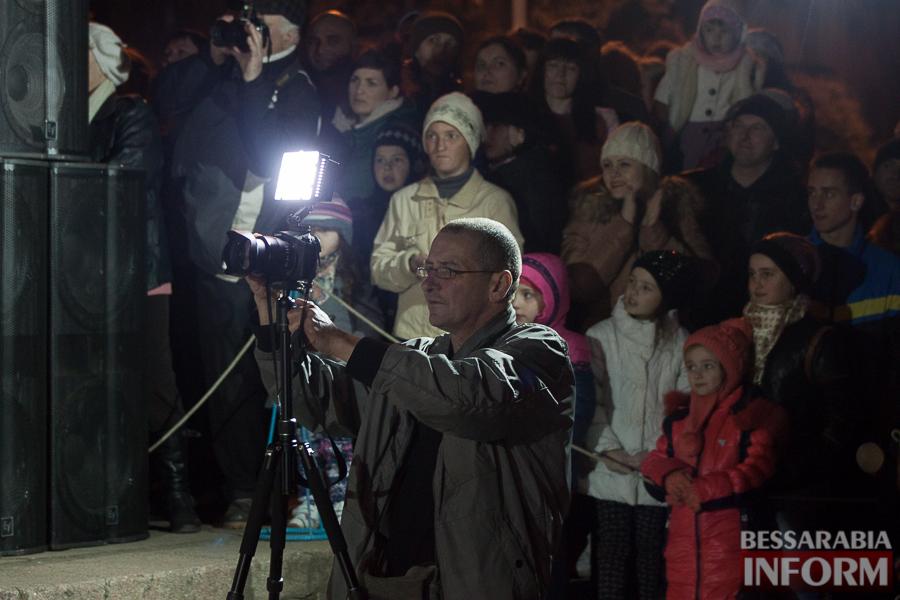 Масленичные гулянья в Измаиле (фоторепортаж)