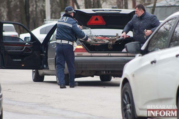 IMG_8091 В Измаиле в результате ДТП погиб велосипедист. Полиция просит помочь установить личность
