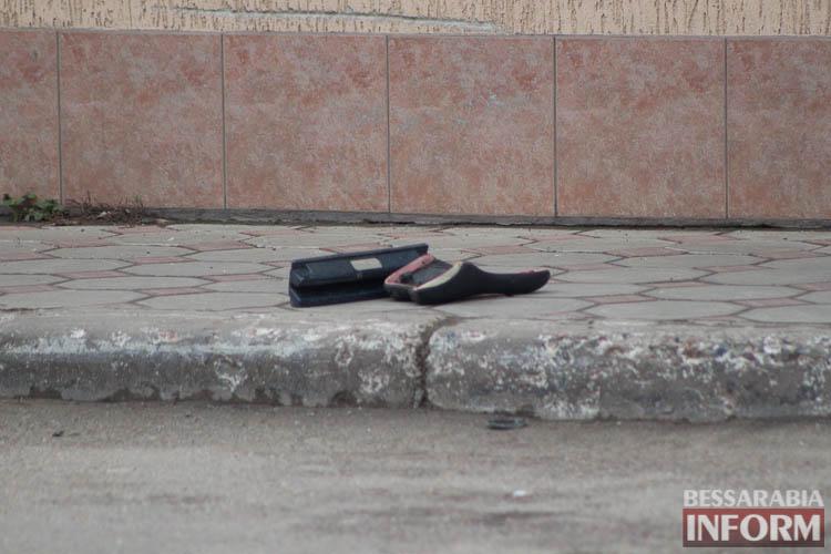 IMG_8098 В Измаиле в результате ДТП погиб велосипедист. Полиция просит помочь установить личность