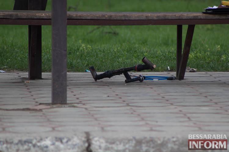 IMG_8100 В Измаиле в результате ДТП погиб велосипедист. Полиция просит помочь установить личность