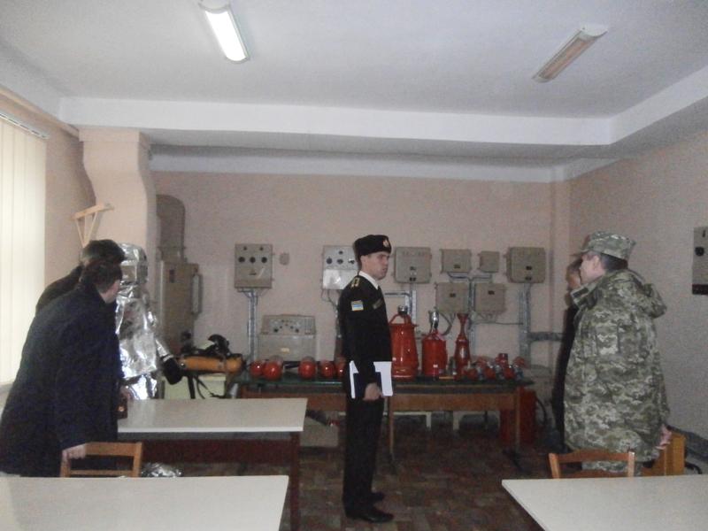 Измаильский погранотряд посетила делегация из Польши (фото)