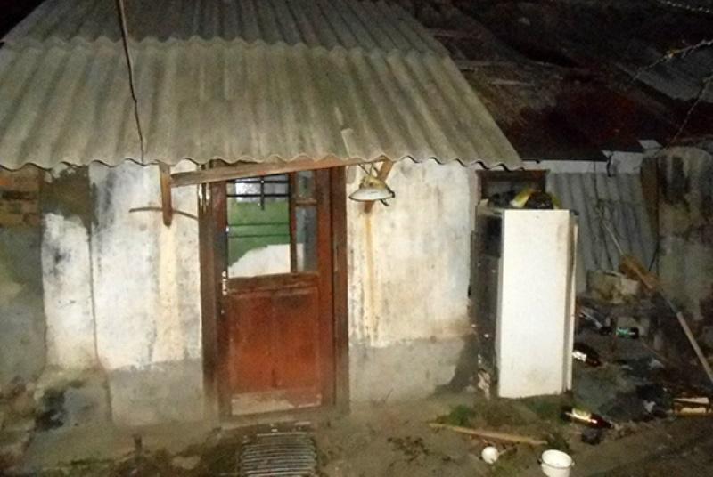 PM318image001 Житель Измаила задушил своего приятеля и спрятал тело в погребе (фото, видео)