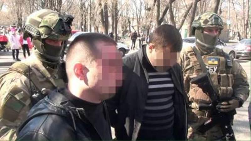 """PM393image002 В Одессе задержаны пятеро диверсантов """"ЛНР"""", которые готовили теракты"""