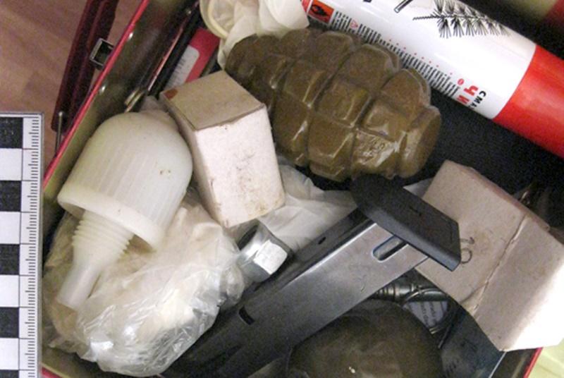PM830image006 Эхо войны - аккерманец хранил дома боеприпасы из зоны АТО (фото)