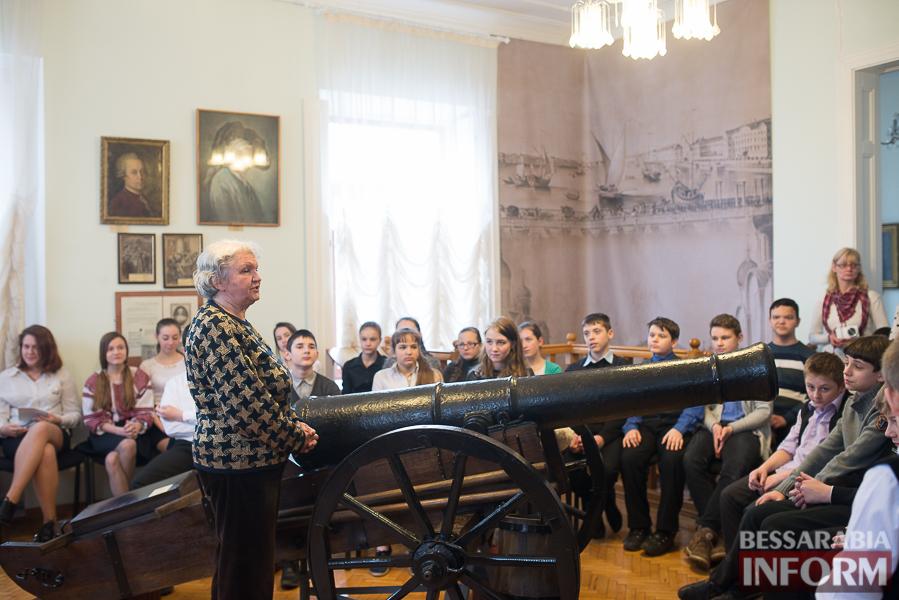 SME_0188 Измаил: музыкально-поэтическая встреча к 145-летнему юбилею Леси Украинки