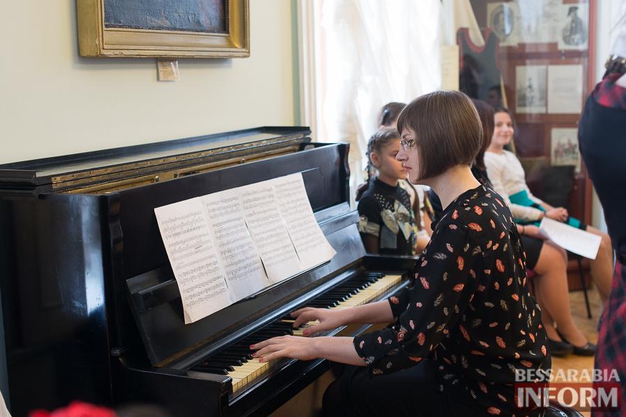 SME_0199 Измаил: музыкально-поэтическая встреча к 145-летнему юбилею Леси Украинки