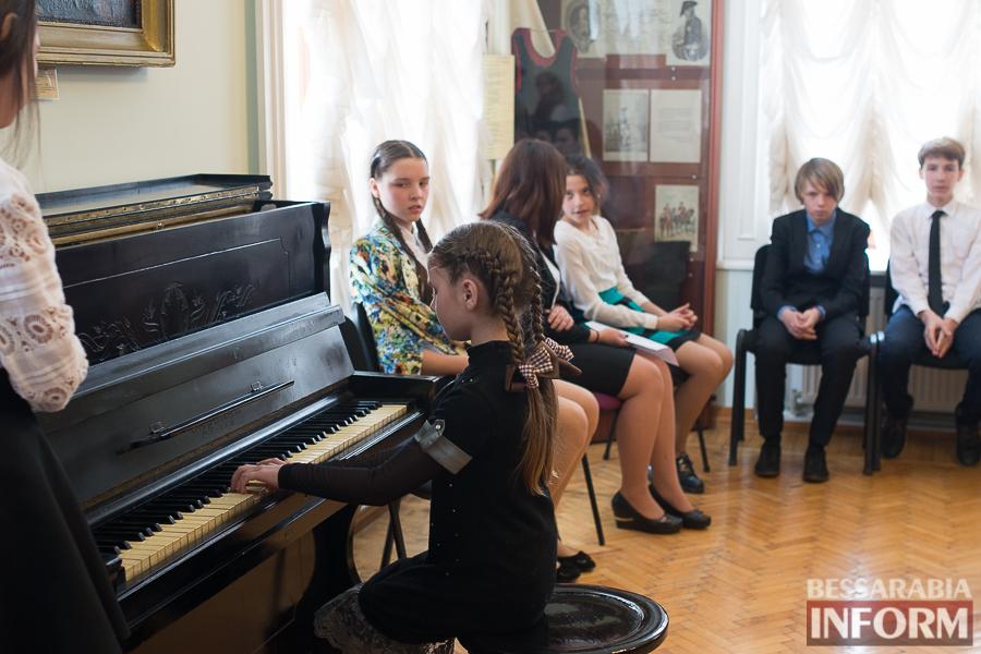 SME_0209 Измаил: музыкально-поэтическая встреча к 145-летнему юбилею Леси Украинки