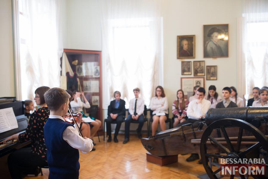 SME_0211 Измаил: музыкально-поэтическая встреча к 145-летнему юбилею Леси Украинки