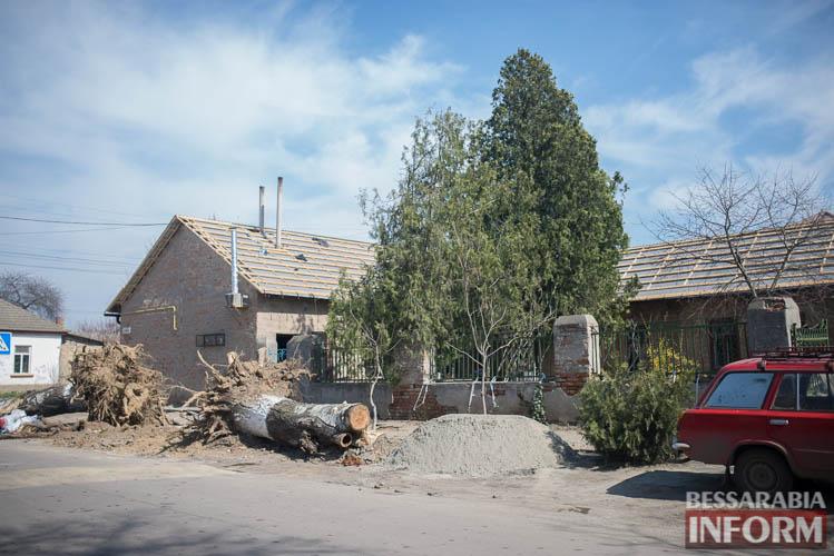 SME_1447 Измаил: сезон ремонтных работ в самом разгаре (фото)