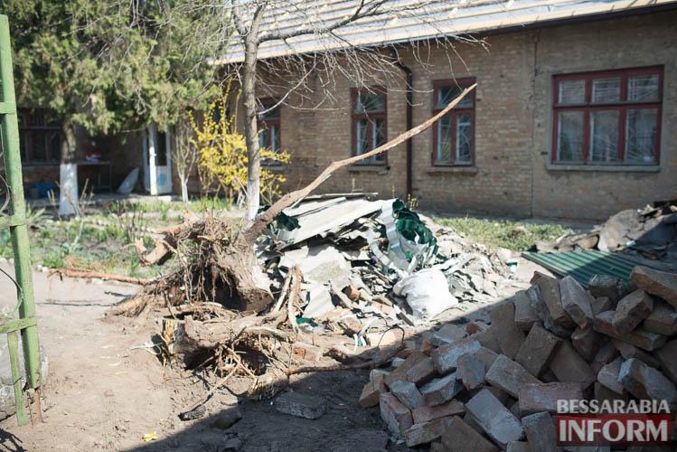 SME_1452 Измаил: сезон ремонтных работ в самом разгаре (фото)