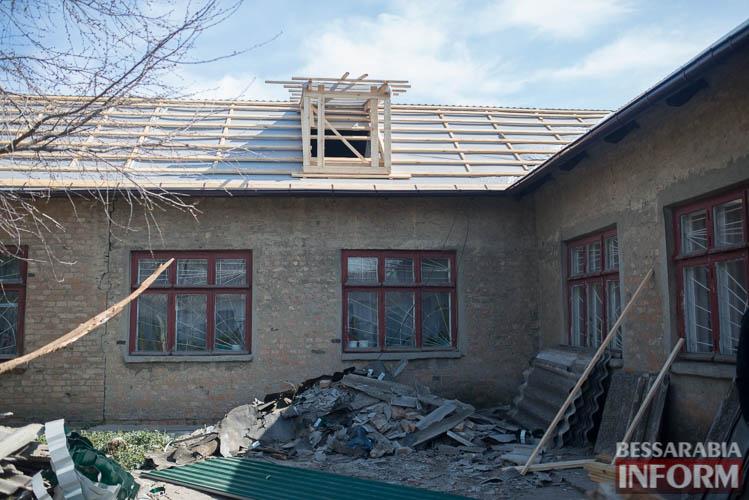 SME_1455 Измаил: сезон ремонтных работ в самом разгаре (фото)
