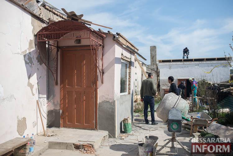 SME_1461 Измаил: сезон ремонтных работ в самом разгаре (фото)